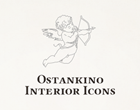 Ostankino Interior Icons