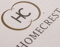 Homecrest - Brand Identity
