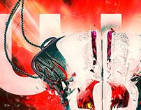 Air Pippen 6 - Bulls