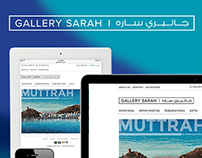Responsive Web Design: Gallery Sarah