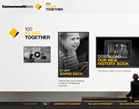 Commonwealth Bank - 100 Years Together