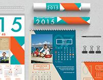 BNI 2015 Calendar