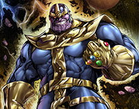 Thanos colors