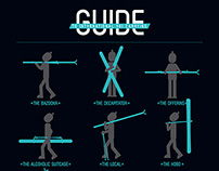 Guide to International Ski Carrying