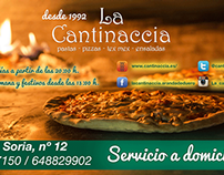 "Redesigning the brand of ""La Cantinaccia"""