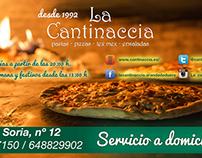 "Redesigning the brand of ""La Cantinaccia"""