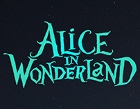 "Level design ""Alice in Wonderland"""
