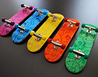 FINGER SKATES CUSTOM