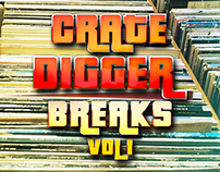 Crate Digger Breaks Vol 1