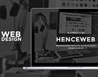 Henceweb UI