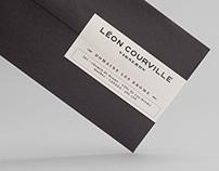 Léon Courville Vigneron | Branding