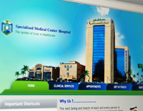 Specialized Medical Center: Online Site
