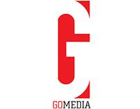 Go Media Stationary Branding
