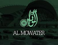 Al - MOWATER - Logo & Branding identity