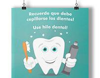 Project SPAMMY Dental Hygiene