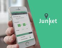 Junket - App for Travel Assistance