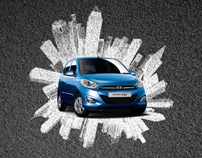 Hyundai New i10 Launch Campaign