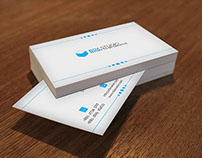 Simple and Sleek Business Card Template