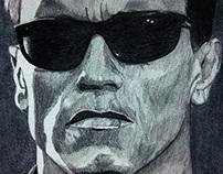 "Arnold Schwarzenegger ""Terminator"""