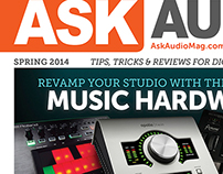 Ask Audio magazine