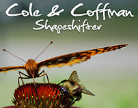 Shapeshifter - album cover by Cole & Cofffman