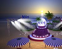 Veet Miss Trend event (Morocco)