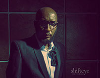 Shaffie Weru Shoot For MALE Magazine