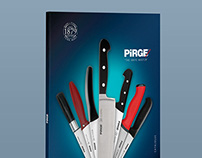 Pirge Knife Catalogue