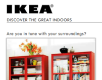 Ikea Interactive Quiz