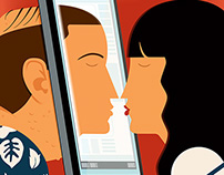 Online Dating for The Boston Globe