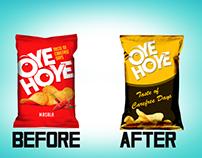 Snacks Packaging Redesign