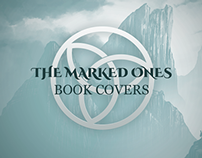 The Marked Ones Series - Book Covers