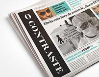 Newspaper O Contraste