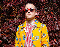 ALEXIS TAYLOR - HOT CHIP - for Musikexpress
