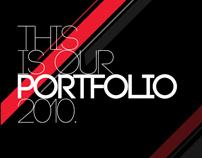 Portfolio for Rapture design