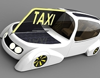 EV-Auto Taxi