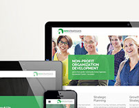 WIN Strategies Website Design and Branding