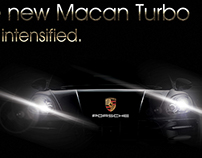 Porche MACAN Turbo launch