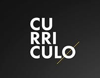 CV - Currículo