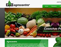 Website: www.agrocentro.info (Wordpress)