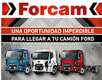 Flyers | FORCAM Camiones