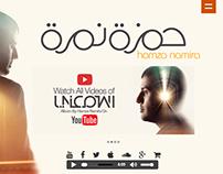 Hamza Namira + #Esmaani Album Online Activities
