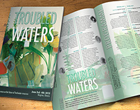 Troubled Waters Conference Brochure