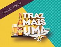 TRAZ MAIS UMA | Social Media