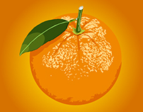 Eu, laranja