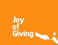 Joy of Giving - A Service Design Concept