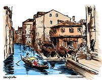 Views (digital drawings)