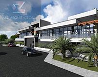 Centro Comercial Paseo AYZ