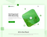 Landing Page Design | Branch Up