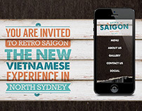 Retro Saigon - The New Vietnamese Experience